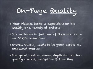 Learn about SEO from Dave Holland